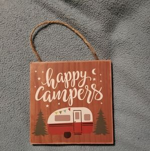Other - Campers plaqe